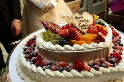 ケーキ, ウエディングケーキ ...